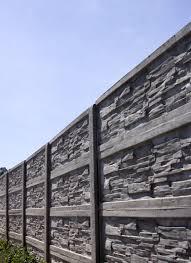 A betonkerítés előnyei