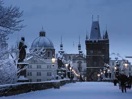 Prága az egyik legszebb európai város