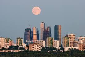 Moszkva vezet Európa városai között