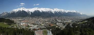 Európa városai télen: Innsbruck